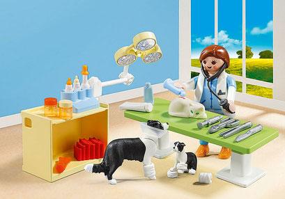 Playmobil - Valisette vétérinaire