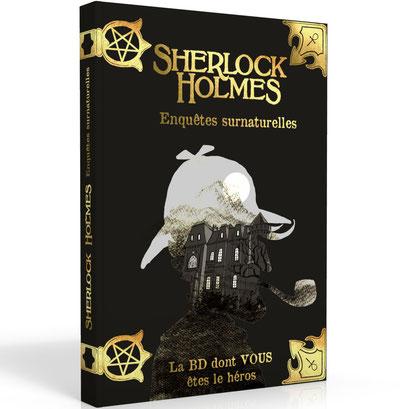 BD dont vous êtes le héros - Sherlock Holmes, Enquêtes surnaturelles