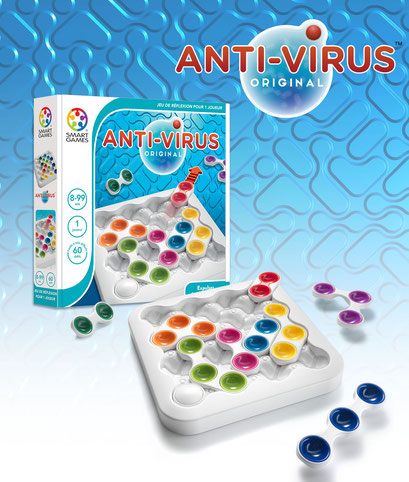 Smart Games - Anti-virus original