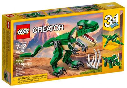 Lego creator - Dinosaure féroce