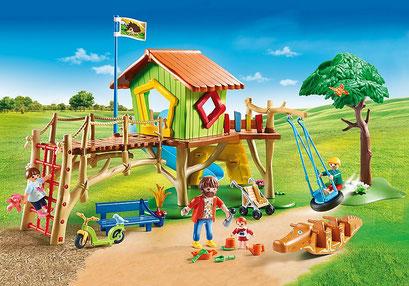 Playmobil - Parc de jeux