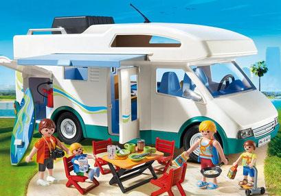 Playmobil - Camping car