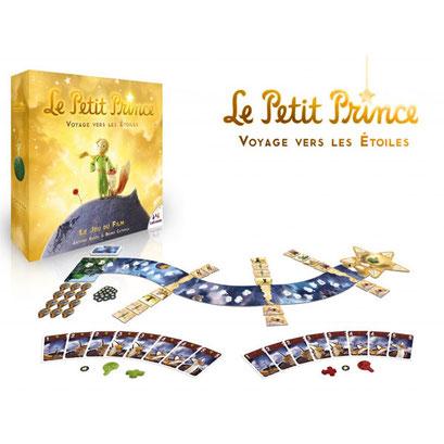 Le Petit Prince : Voyage vers les étoiles (Ludonaute)