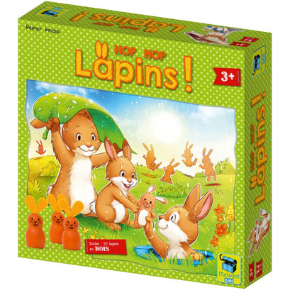 Hop ! hop ! Lapins !