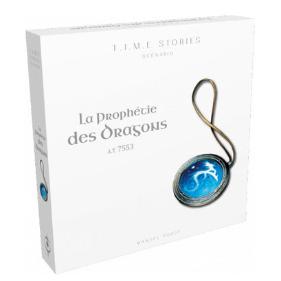 T.I.M.E Stories : la Prophétie des dragons