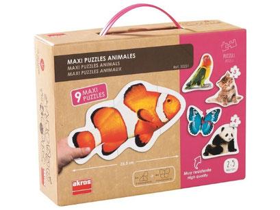 Puzzle maxi - Les animaux