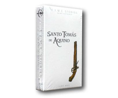 T.I.M.E Stories : Santo Tomas de Aquino