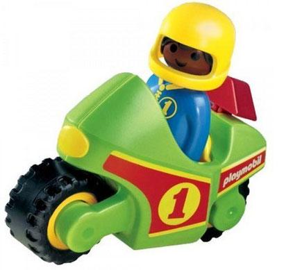 Playmobil 123 : la moto