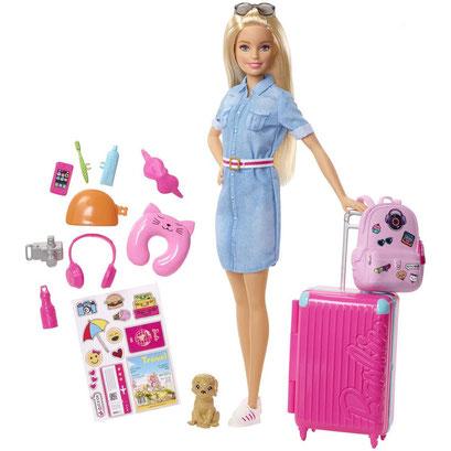 Barbie - Barbie voyageuse