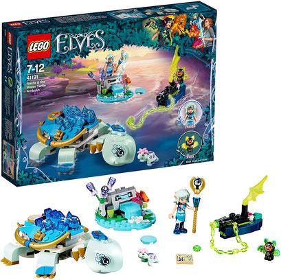 Lego Elves - Naida et la tortue d'eau