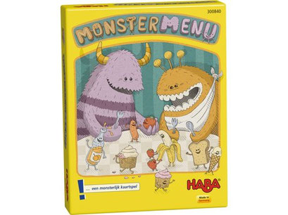 Monster Menu (Haba)