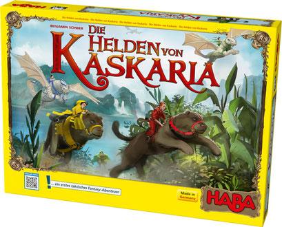 Les héros de Kaskaria