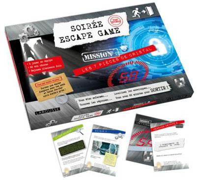 "Soirée ""Escape game"""