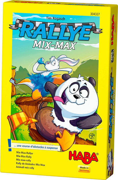 Rallye Mix-Max