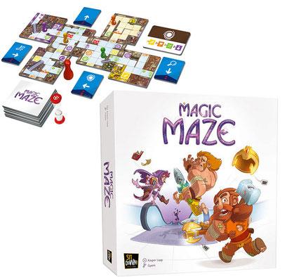 Magice Maze
