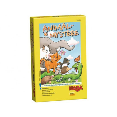 Animal mystère (Haba)