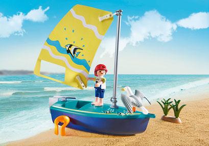 Playmobil - Le voilier