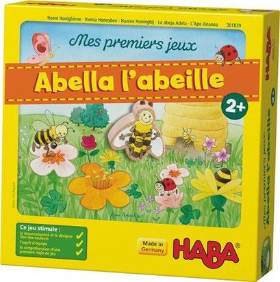 Abella l'abeille (Mes premiers jeux)