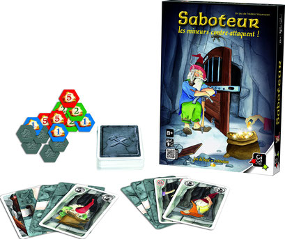 Saboteur (+ extension)