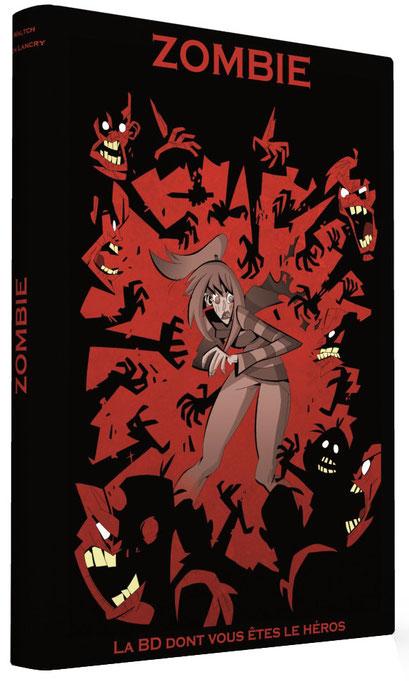 BD dont vous êtes le héros : Zombie