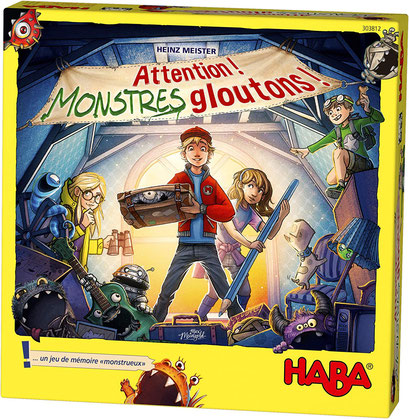 Attention monstres gloutons !