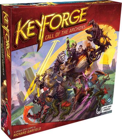 Keyforge - l'appel des archontes (boîte de base)
