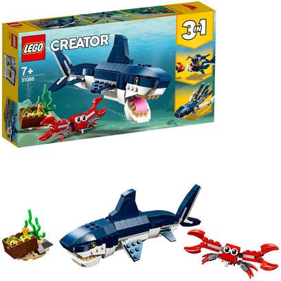 Lego Creator - les créatures sous-marines