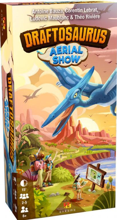 Draftosaurus : Aerial Show (Extension)