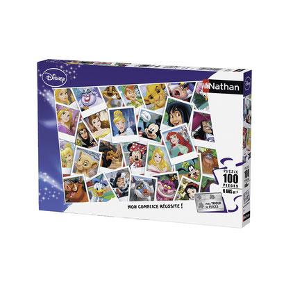 """Puzzle """"Photo souvenir Disney"""""""