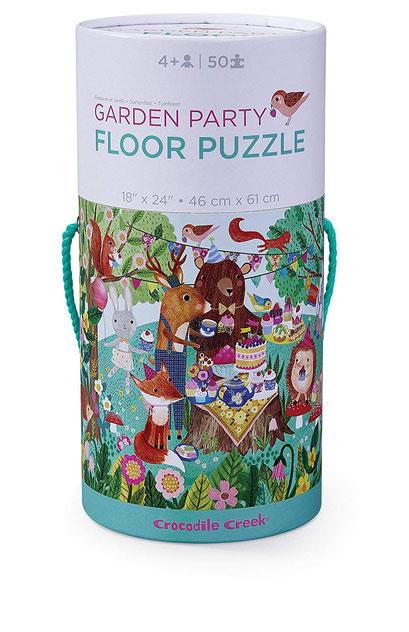 Puzzle géant - Garden Party
