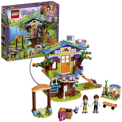 Lego Friends - la cabane dans les arbres