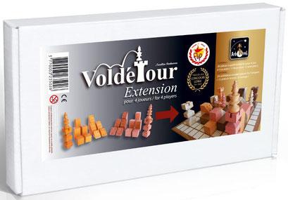 Voldétour - 3/4 joueurs (extension)