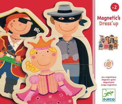 Magnetic's - Déguisements