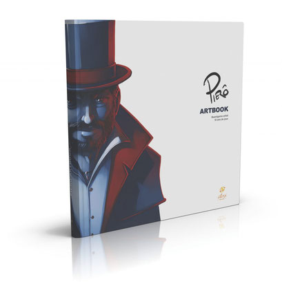 Artbook Pierô