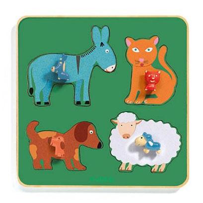 Puzzle - Family farm