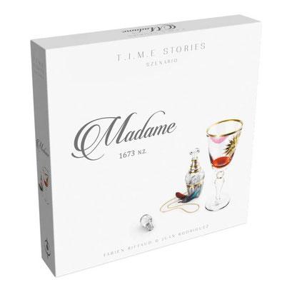 T.I.M.E. Stories - Madame