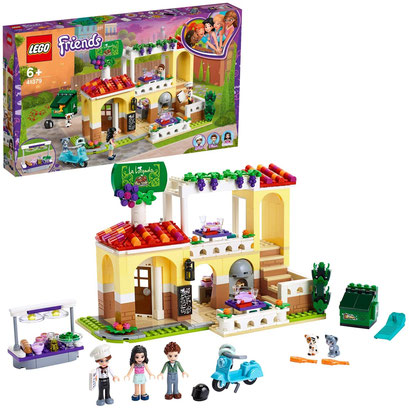 Lego Friends - Le café de Heartlake City