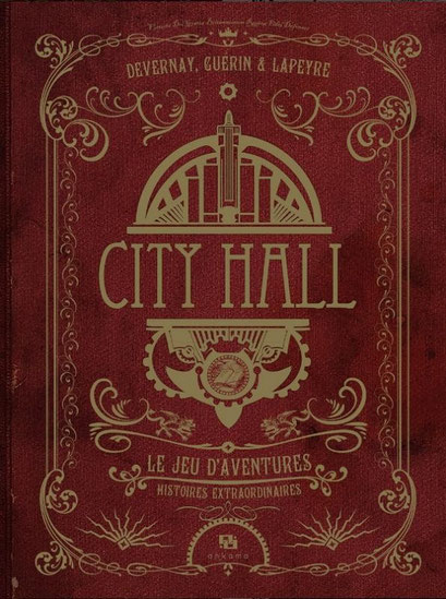 City Hall - le jeu d'aventures