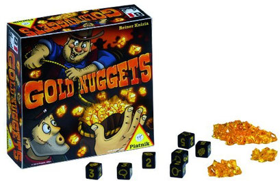 Gold Nuggets (Piatnik)