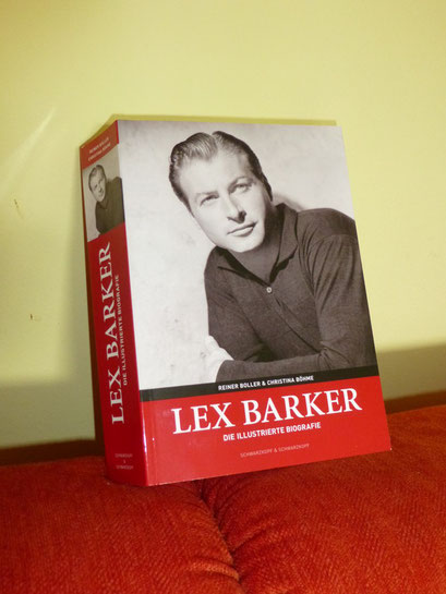 """Das neueste Buch über Lex Barker """"Old Shatterhand"""""""