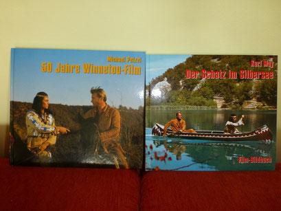 neues Filmbuch von 2012 über 50 Jahre Schatz im Silbersee