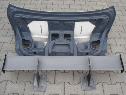 Trunk Lid incl. Rear Wing GT4 DTM Style