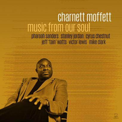 Charnett Moffett- VÖ:14.07.17