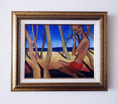 coconut : F6 Canvas Oil 2012