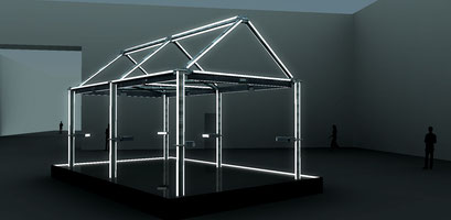 Void, multimedia installation, Hong Kong 2012