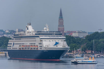VASCO DA GAMA in Kiel | © Stephen Gergs