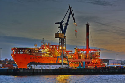 PETROJARL BANFF (russisches Ölproduktionsschiff)
