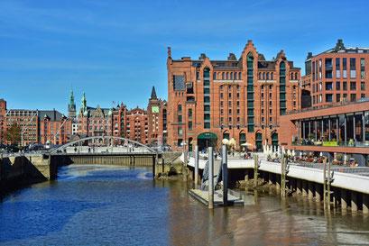 Im Magdeburger Hafen
