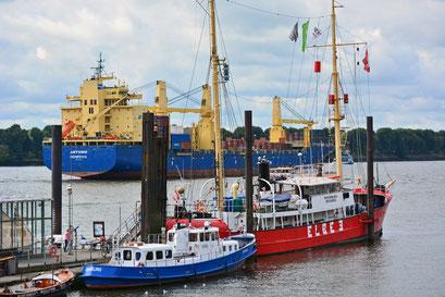 Hafen/Museumshafen Övelgönne