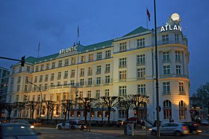 Hotel ATLANTIC an der Alster